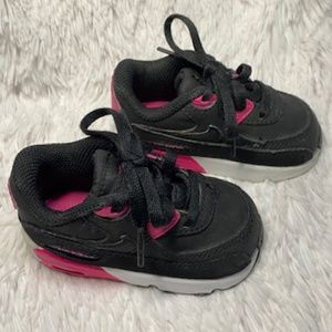 Baby Nike Air Max Shoe Size 4C